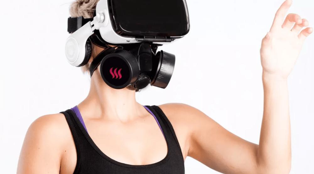 OhRoma, el porno en realidad virtual ya se puede oler, y no nos hemos vuelto locos 1