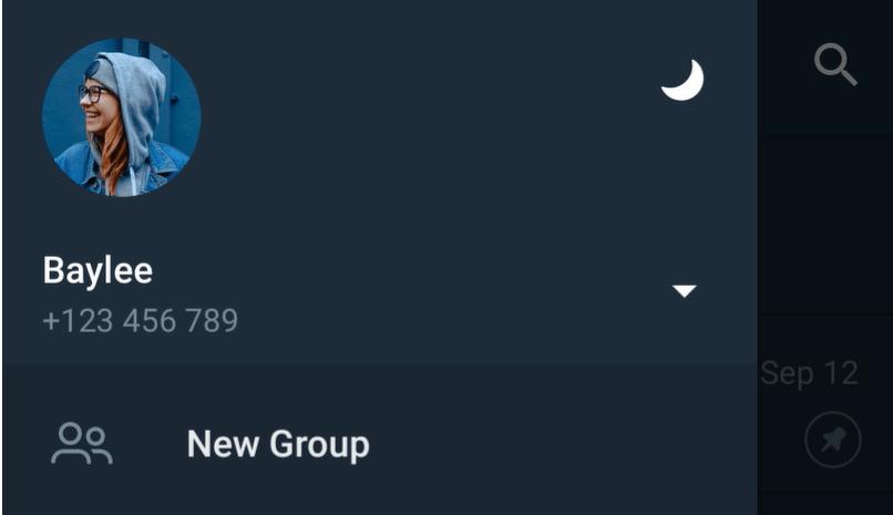 Telegram se actualiza con mensajes programados para cuando tus contactos estén en linea 1
