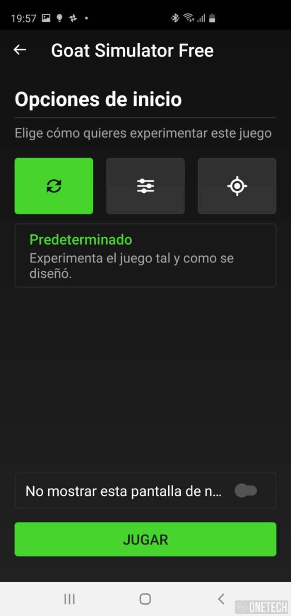 Razer Junglecat, la propuesta de Razer para convertir tu móvil en una miniconsola 7