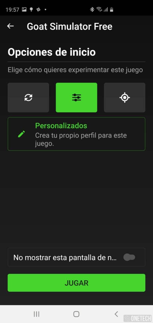Razer Junglecat, la propuesta de Razer para convertir tu móvil en una miniconsola 8
