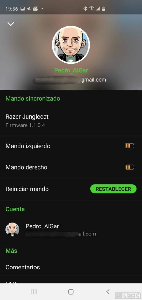 Razer Junglecat, la propuesta de Razer para convertir tu móvil en una miniconsola 11