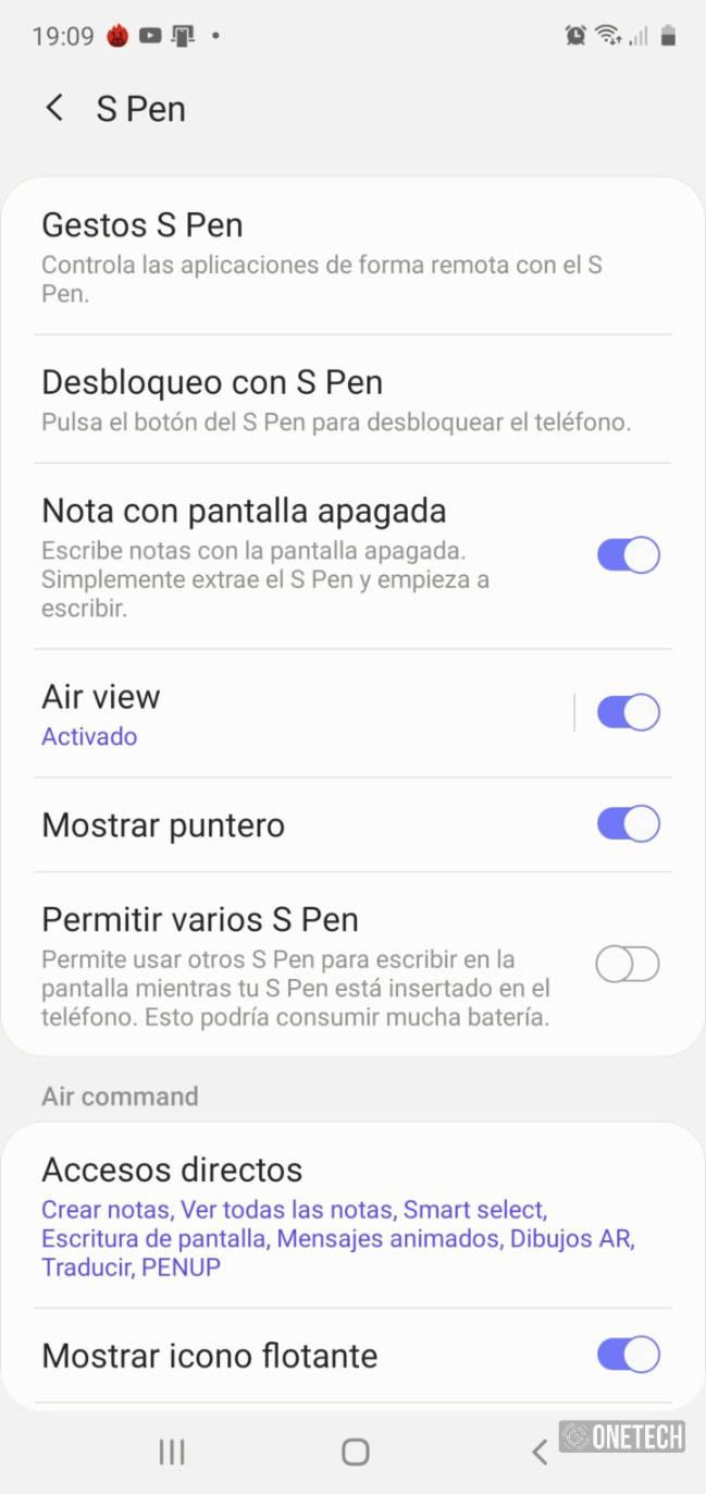 Samsung Galaxy Note 10, análisis de la nueva entrega de la saga 16