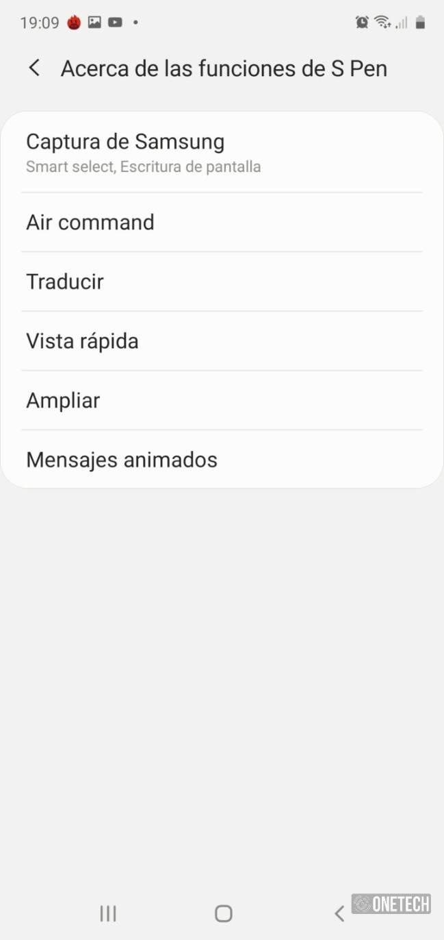 Samsung Galaxy Note 10, análisis de la nueva entrega de la saga 18