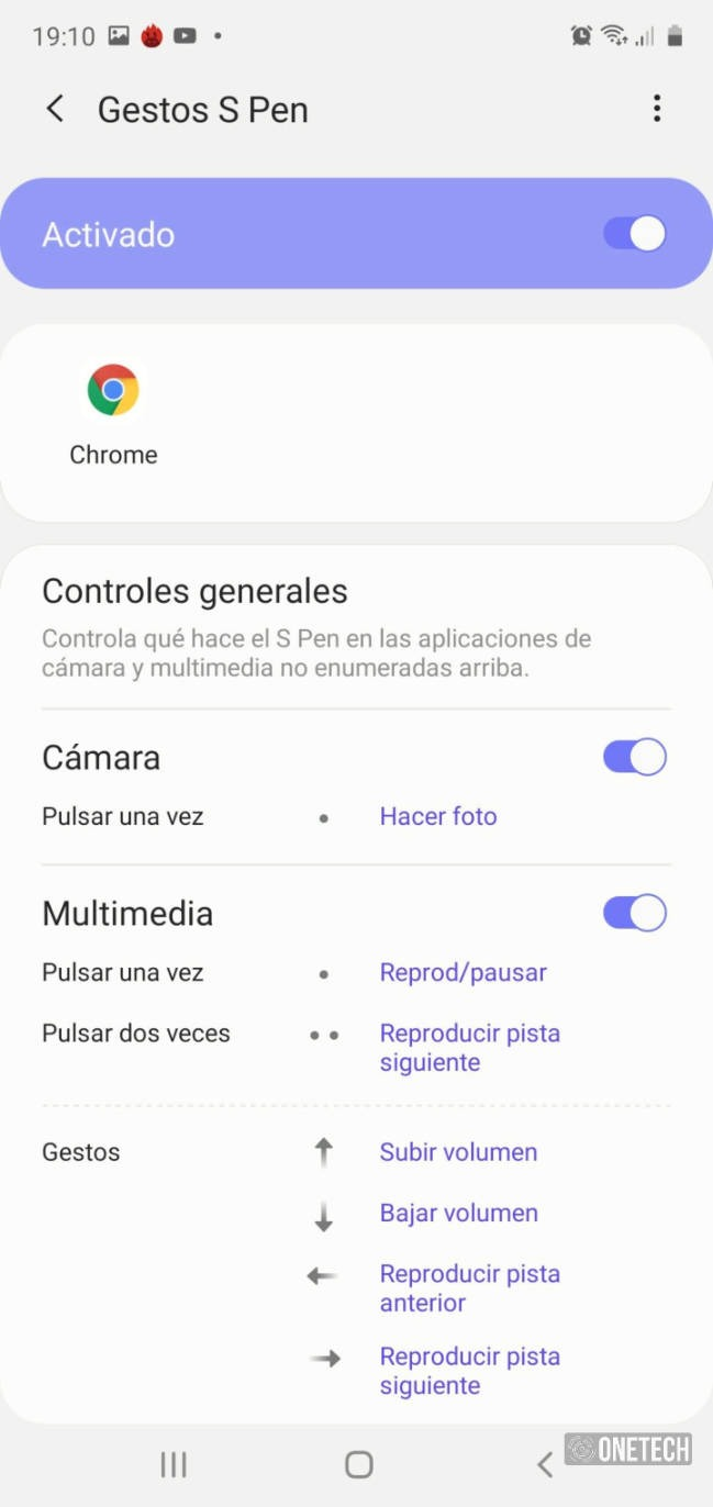 Samsung Galaxy Note 10, análisis de la nueva entrega de la saga 19