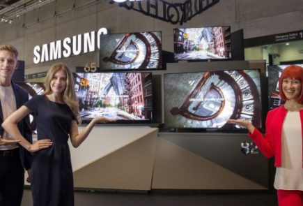 Samsung impulsa la certificación global de televisores 8K 3