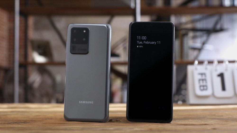 Los Samsung Galaxy S20 con Exynos se actualizan solucionando problemas con la cámara 1