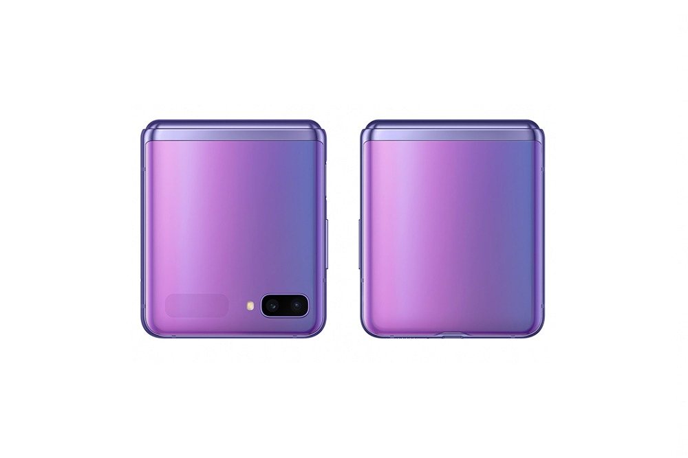 El Samsung Galaxy Z Flip, la apuesta por el formato concha de Samsung, es oficial 3