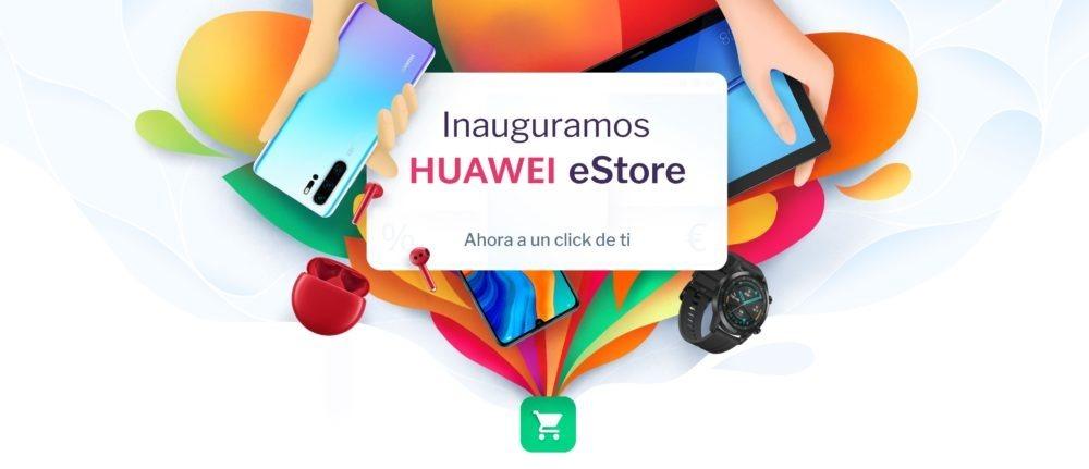 Huawei eStore