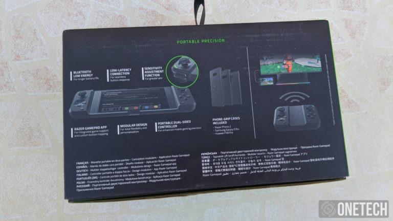 Razer Junglecat, la propuesta de Razer para convertir tu móvil en una miniconsola 13