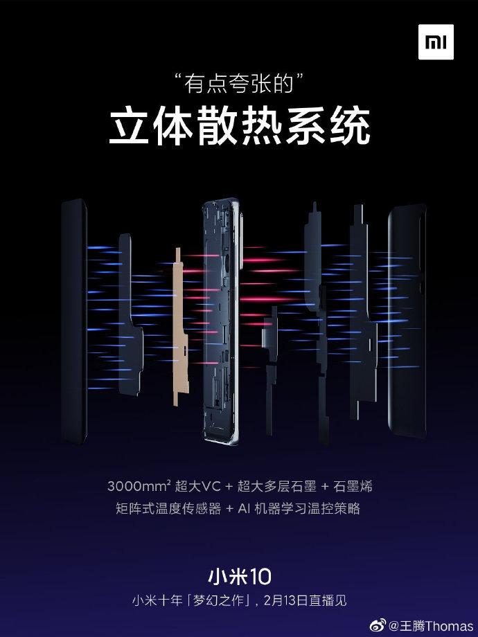 Xiaomi va desvelando datos del Xiaomi Mi 10 1