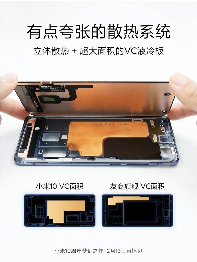 Xiaomi va desvelando datos del Xiaomi Mi 10 2