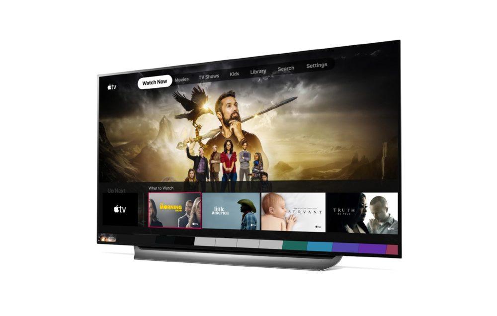 Apple TV y Apple TV+ llegan a los smart TV de LG