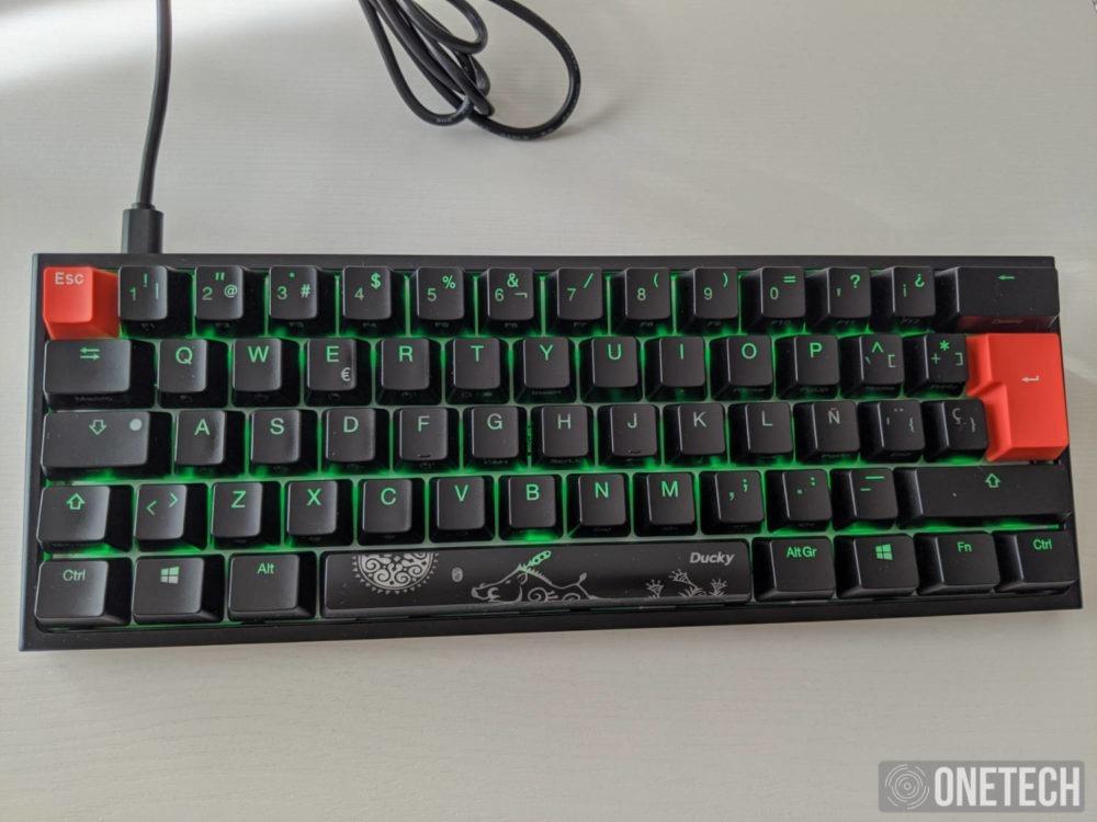 Ducky One 2 Mini, un interesante teclado compacto (Análisis) 5