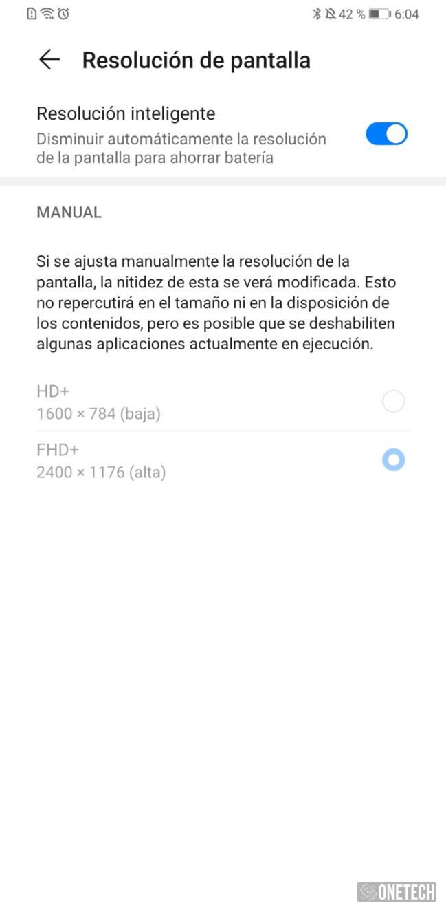 Huawei Mate 30 Pro, analizamos este terminal premium sin los servicios de Google 13