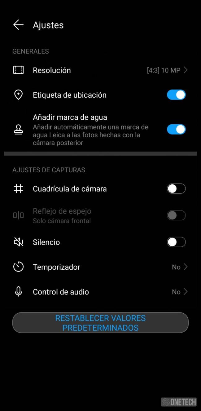 Huawei Mate 30 Pro, analizamos este terminal premium sin los servicios de Google 17