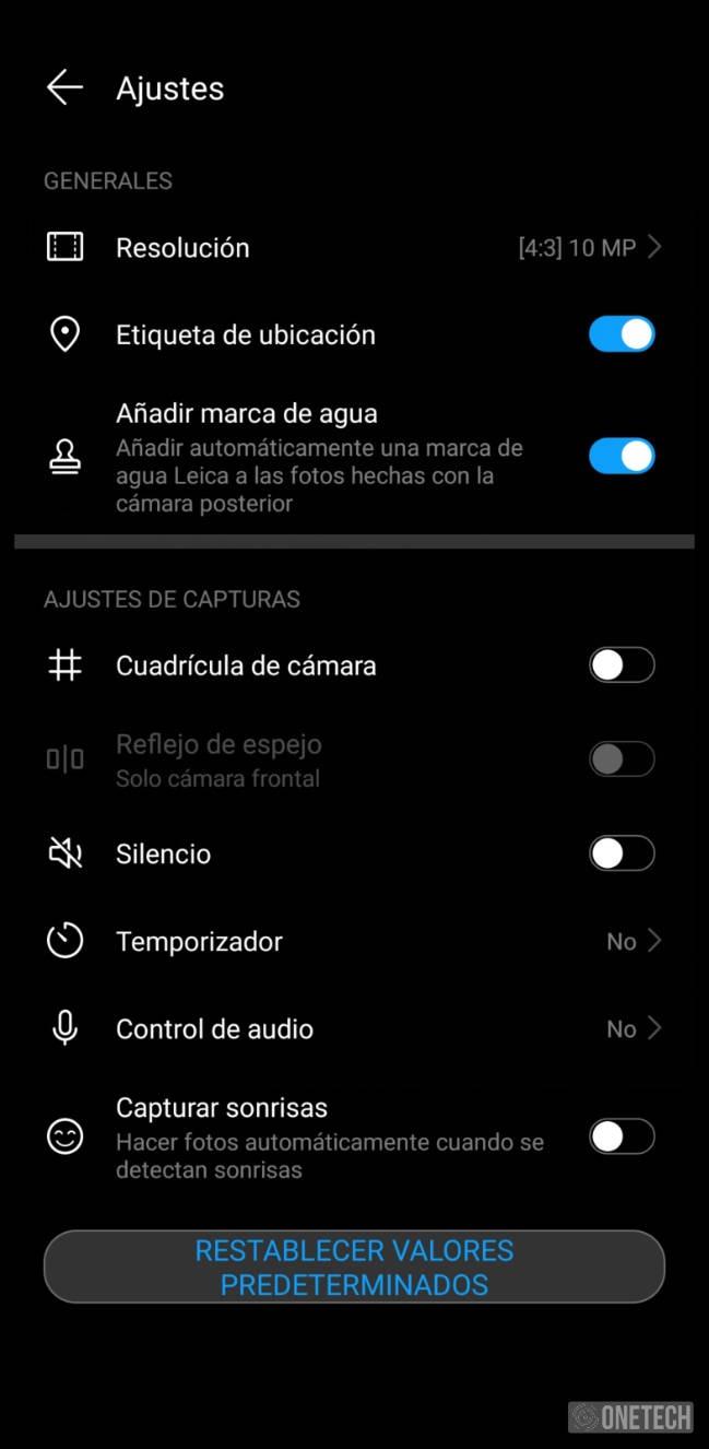 Huawei Mate 30 Pro, analizamos este terminal premium sin los servicios de Google 19