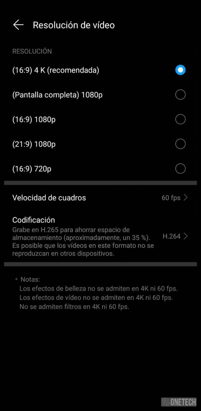 Huawei Mate 30 Pro, analizamos este terminal premium sin los servicios de Google 20