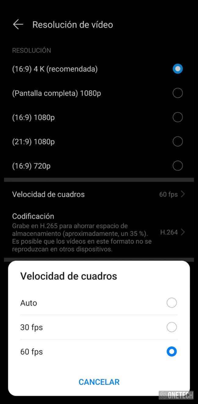 Huawei Mate 30 Pro, analizamos este terminal premium sin los servicios de Google 21