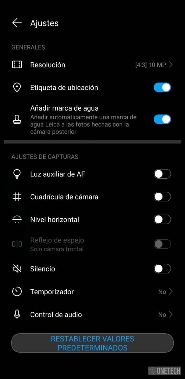 Huawei Mate 30 Pro, analizamos este terminal premium sin los servicios de Google 25