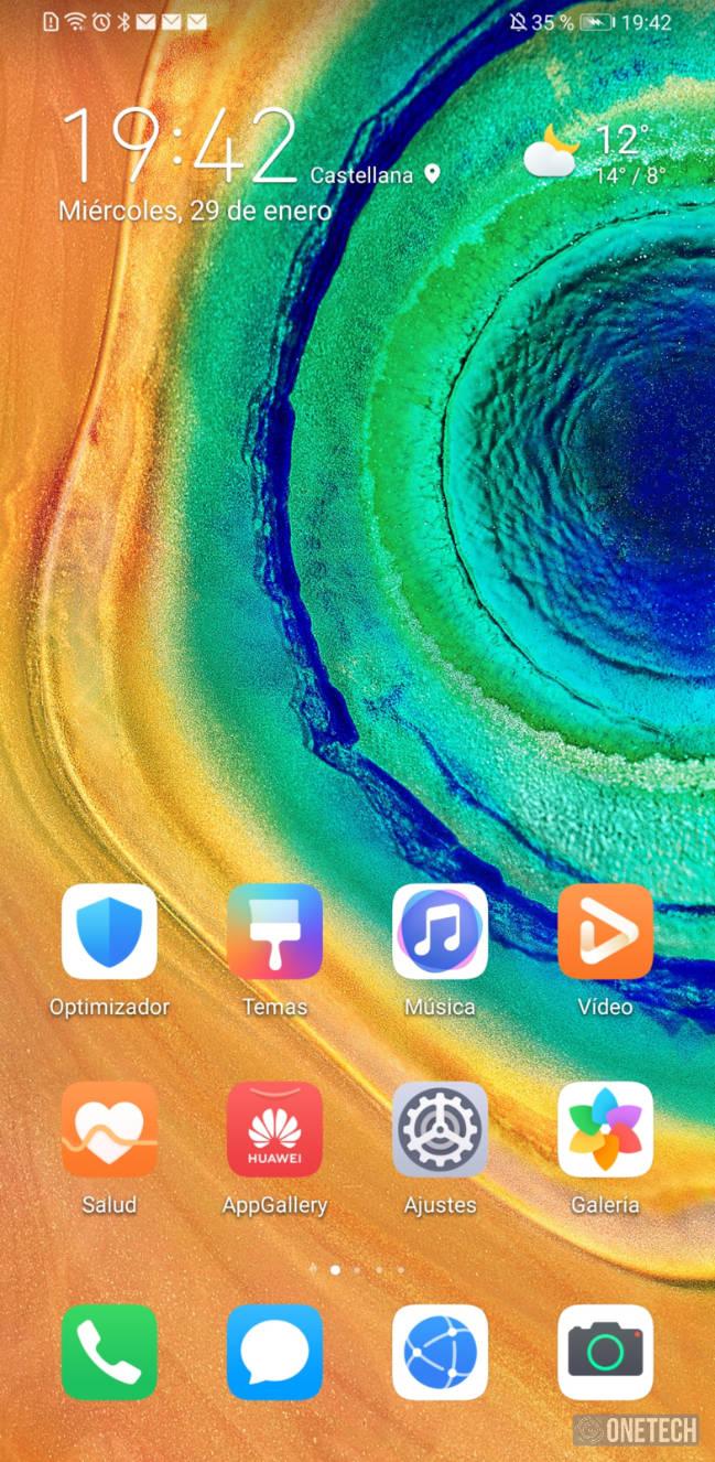 Huawei Mate 30 Pro, analizamos este terminal premium sin los servicios de Google 15