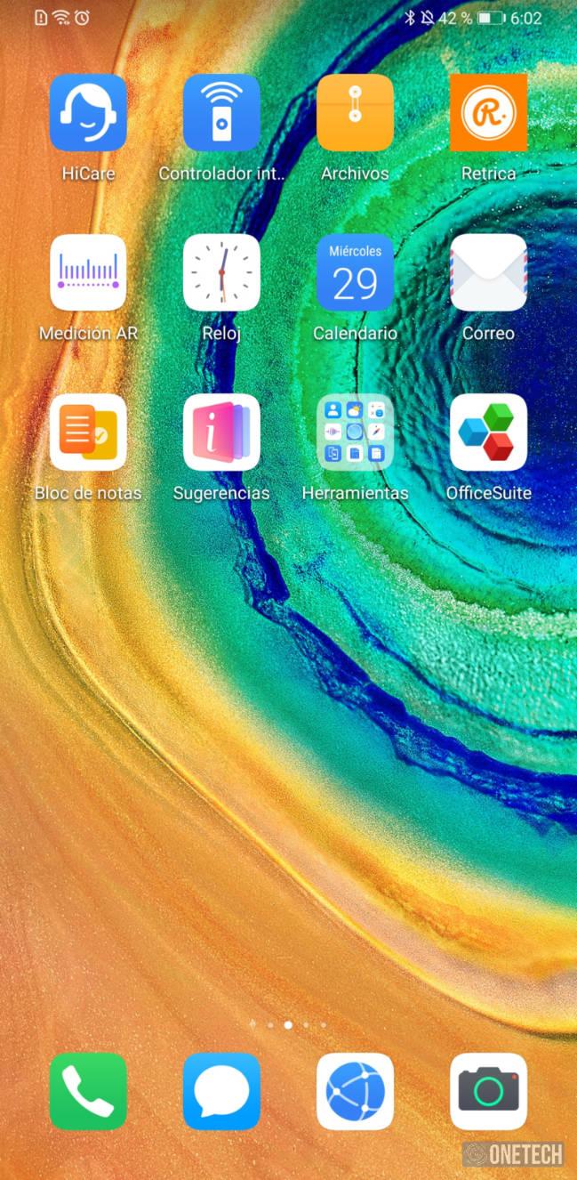 Huawei Mate 30 Pro, analizamos este terminal premium sin los servicios de Google 8