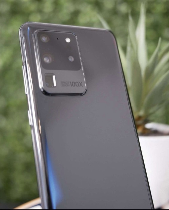 Primera imagen real del Samsung Galaxy S20 Ultra