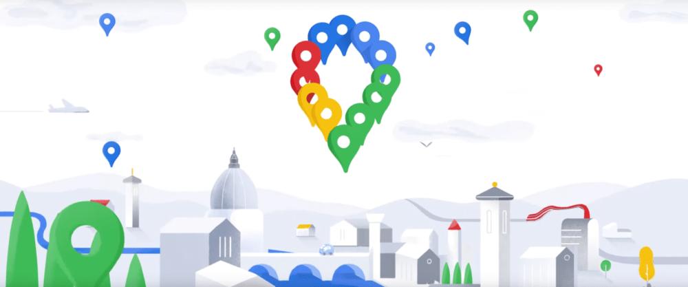 Google Maps mejora la interfaz para compartir ubicación