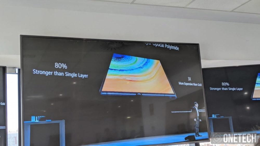 Huawei Mate Xs, así es un smartphone plegable que cuesta 2.499€ 10