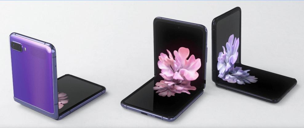El Samsung Galaxy Z Flip, la apuesta por el formato concha de Samsung, es oficial 1