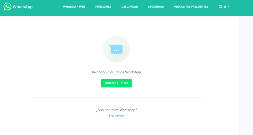 Una búsqueda en Google basta para acceder a miles de grupos de WhatsApp