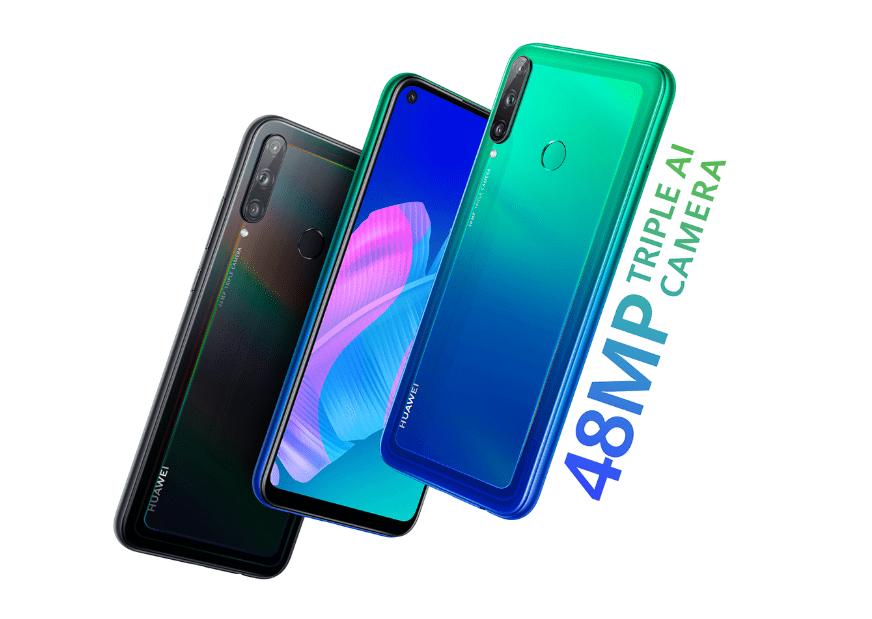 Huawei Y7p, un nuevo smartphone sin los servicios de Google 1