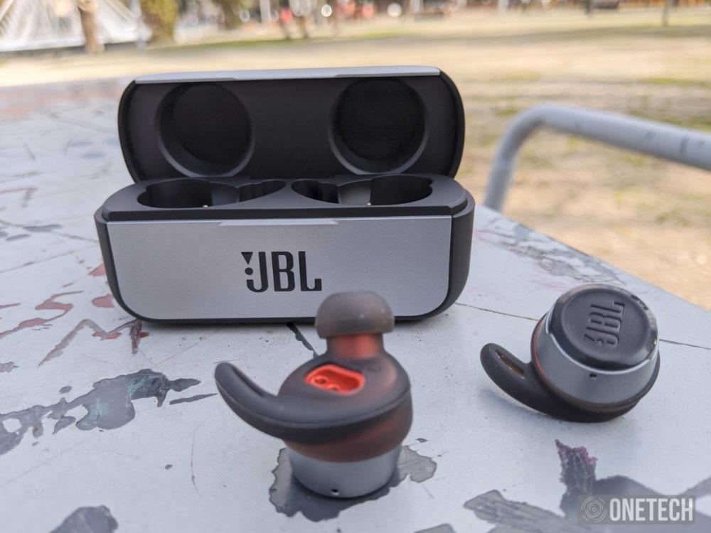 JBL Reflect Flow, probamos los auriculares deportivos de JBL 1