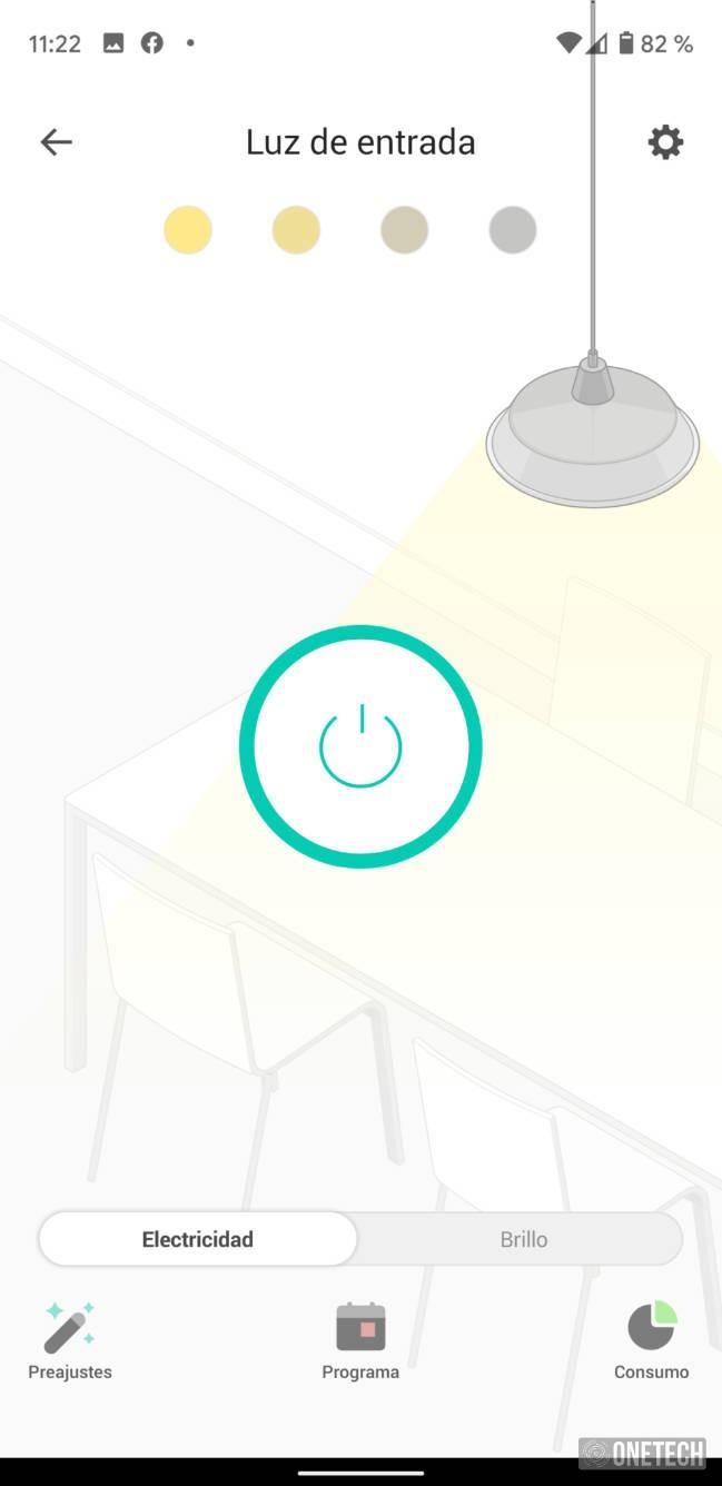 Kasa Filament Smart Buld KL50, probamos la iluminación por filamentos inteligente de TP-Link 20