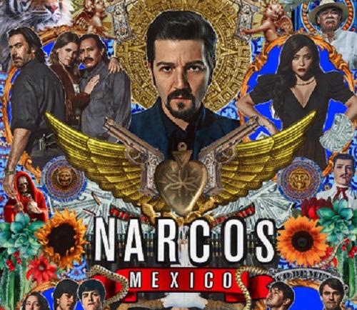 narcos méxico - estrenos netflix