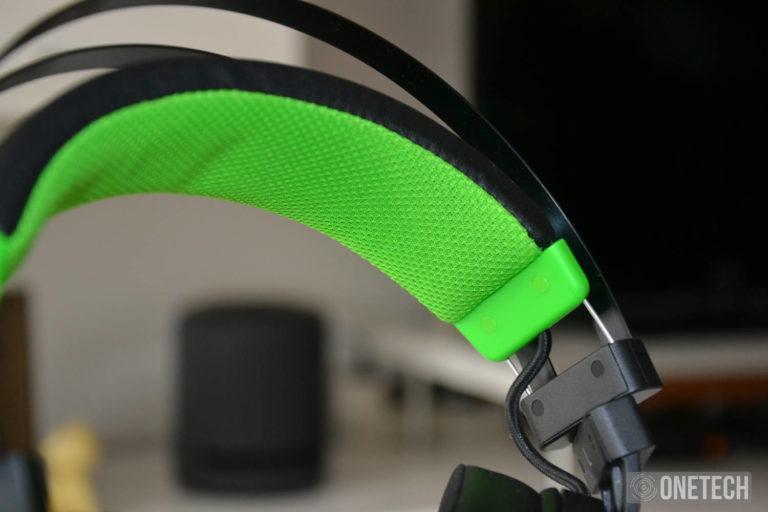 Razer Nari Ultimate para Xbox One, analizamos estos auriculares con vibración háptica 1