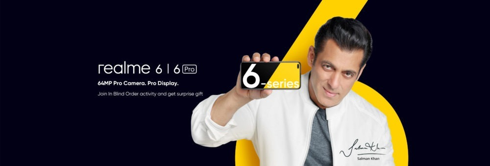 Realme 6 y Realme 6 Pro