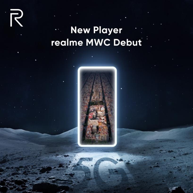 Realme presentará el nuevo X50 Pro 5G en el MWC 2020 1