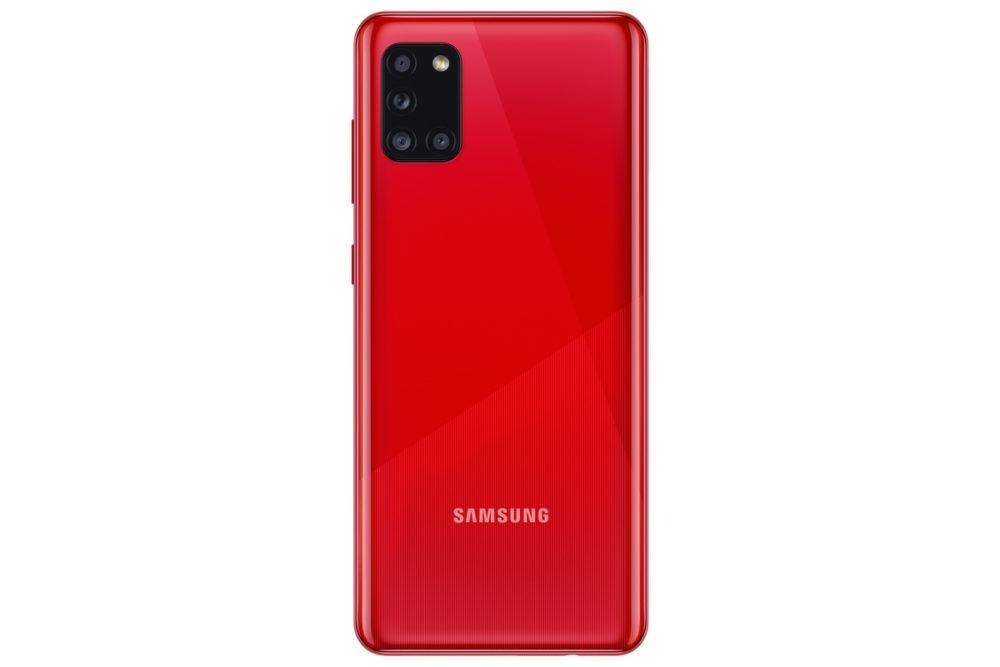 Samsung Galaxy A31 se presenta con cuatro cámaras y batería de 5.000 mAh 5