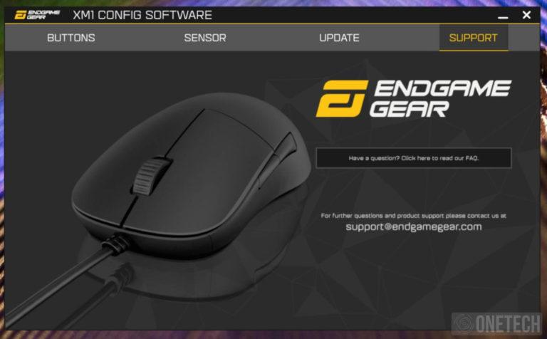 EndGame Gear XM1 V2, un ratón gamer sin complicaciones - Análisis 10