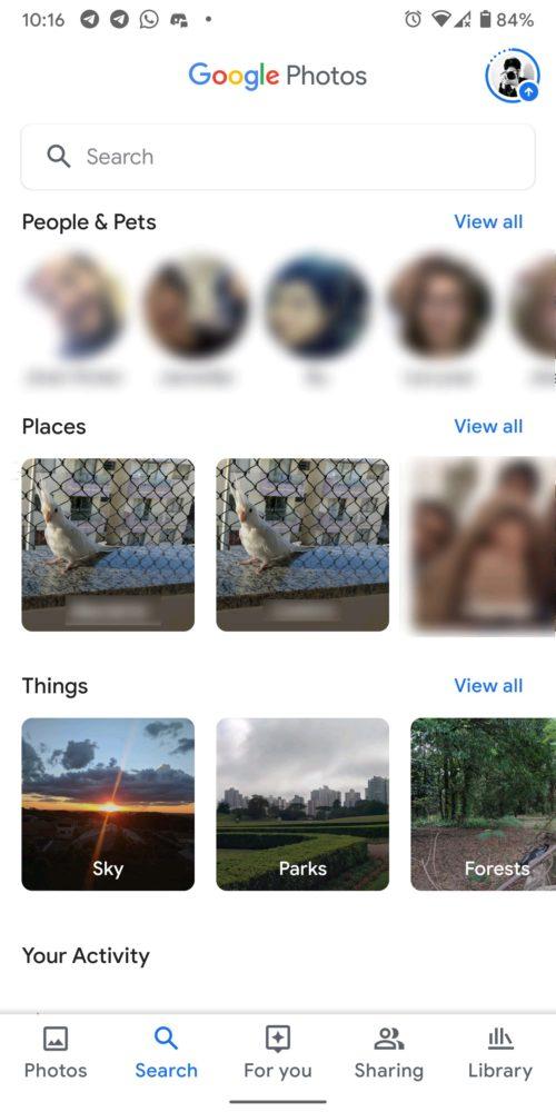 Google Fotos, ya tenemos un adelanto de su nueva interfaz 2