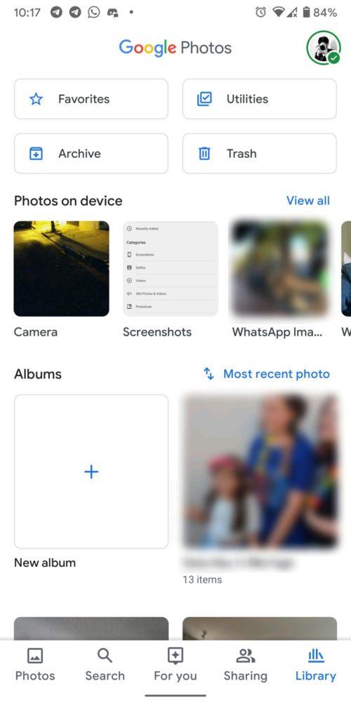 Google Fotos, ya tenemos un adelanto de su nueva interfaz 3