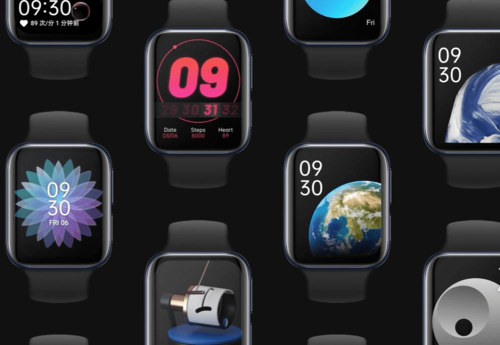 OPPO Watch llega poniendo en la diana al Apple Watch 3