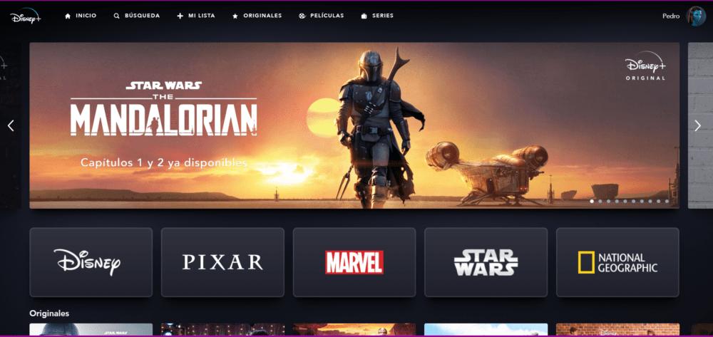 Disney+ ya está disponible en España, te contamos como instalarlo 1