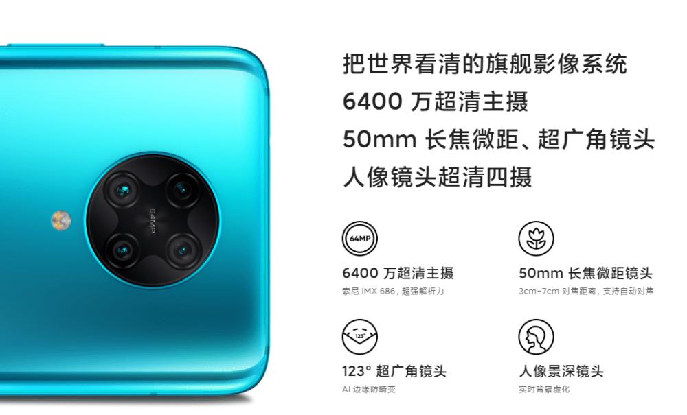 Redmi K30 Pro y Pro Zoom