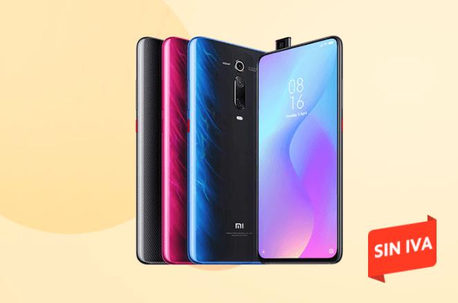 Ofertas en Xiaomi con los días sin IVA