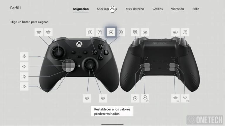 Xbox Elite Series 2, analizamos el mejor mando para Xbox 12