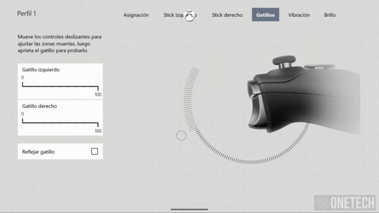 Xbox Elite Series 2, analizamos el mejor mando para Xbox 10