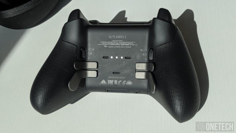 Xbox Elite Series 2, analizamos el mejor mando para Xbox 29