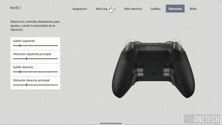 Xbox Elite Series 2, analizamos el mejor mando para Xbox 9