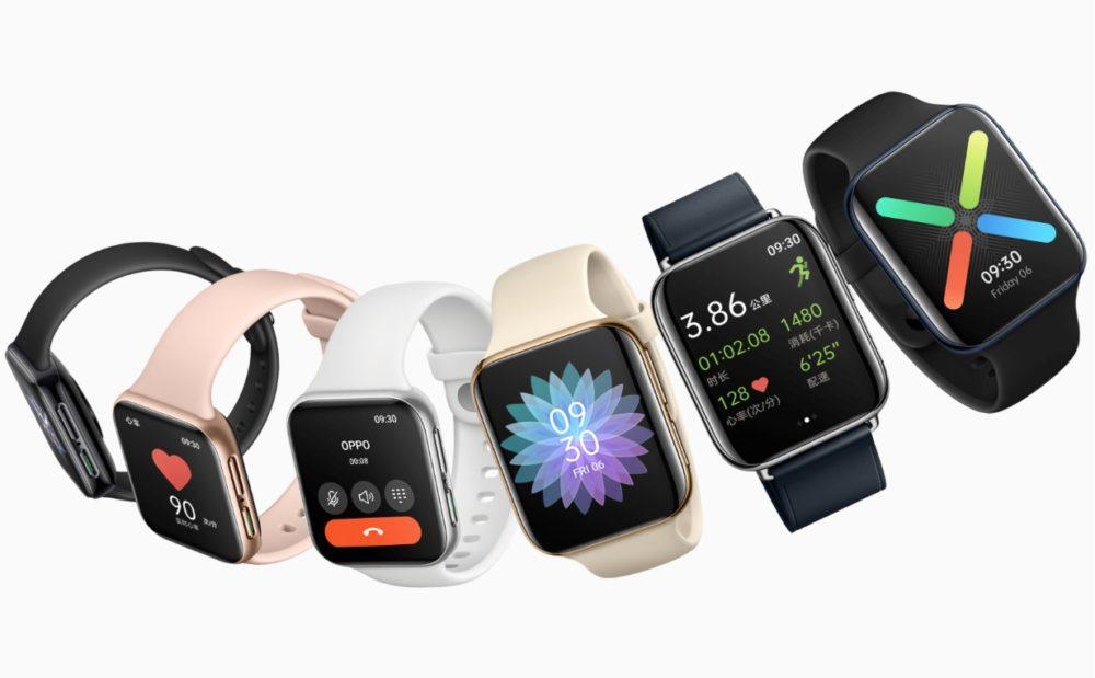 OPPO Watch llega poniendo en la diana al Apple Watch 2